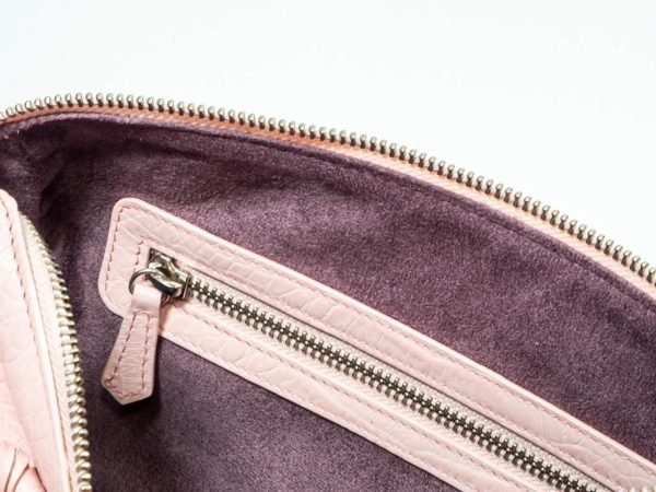 Bolso bolowing coco samantha rosa interior